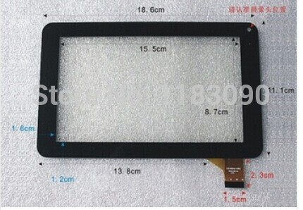 10pcs/lot orginal new CZY6334-FPC HuiKe M701 7 inch Number: screen capacitive screen multi-touch screen<br><br>Aliexpress