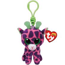 "Boneca de Brinquedo Vaias Ty Gorro Olhos Grandes de Pelúcia Keychain 4 ""10 cm(China)"