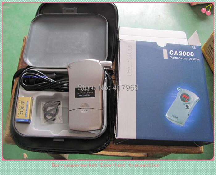 Газоанализатор BARRY CA/2000 CA2000 Drunkometer CA-2000 кастрюля oursson ca 2000 p bb