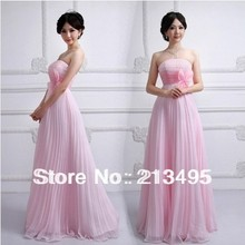 special occasion woman elegant long fashional design romantic women's evening gowns 2016 women dresses ladies dress W1165(China (Mainland))