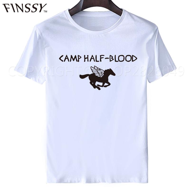 Camp Half Blood t shirt 2017 Greek Mythology Gods Movie Gift Ideas Funny men T-Shirt(China (Mainland))