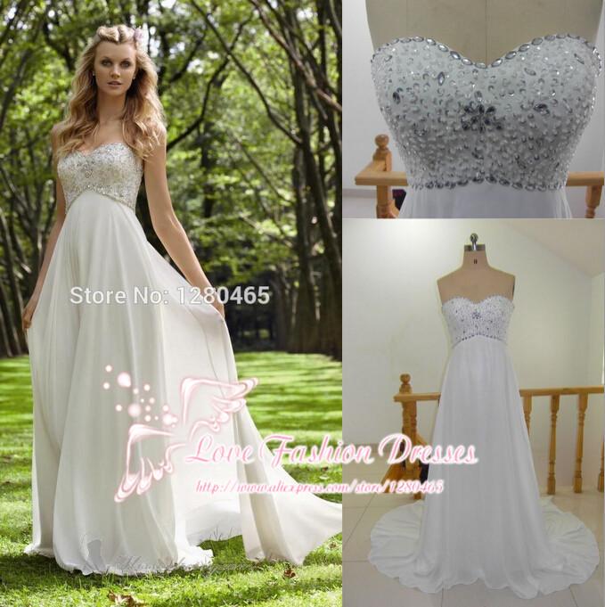 Stunning Maternity Beach Wedding Dresses Gallery - Styles & Ideas ...