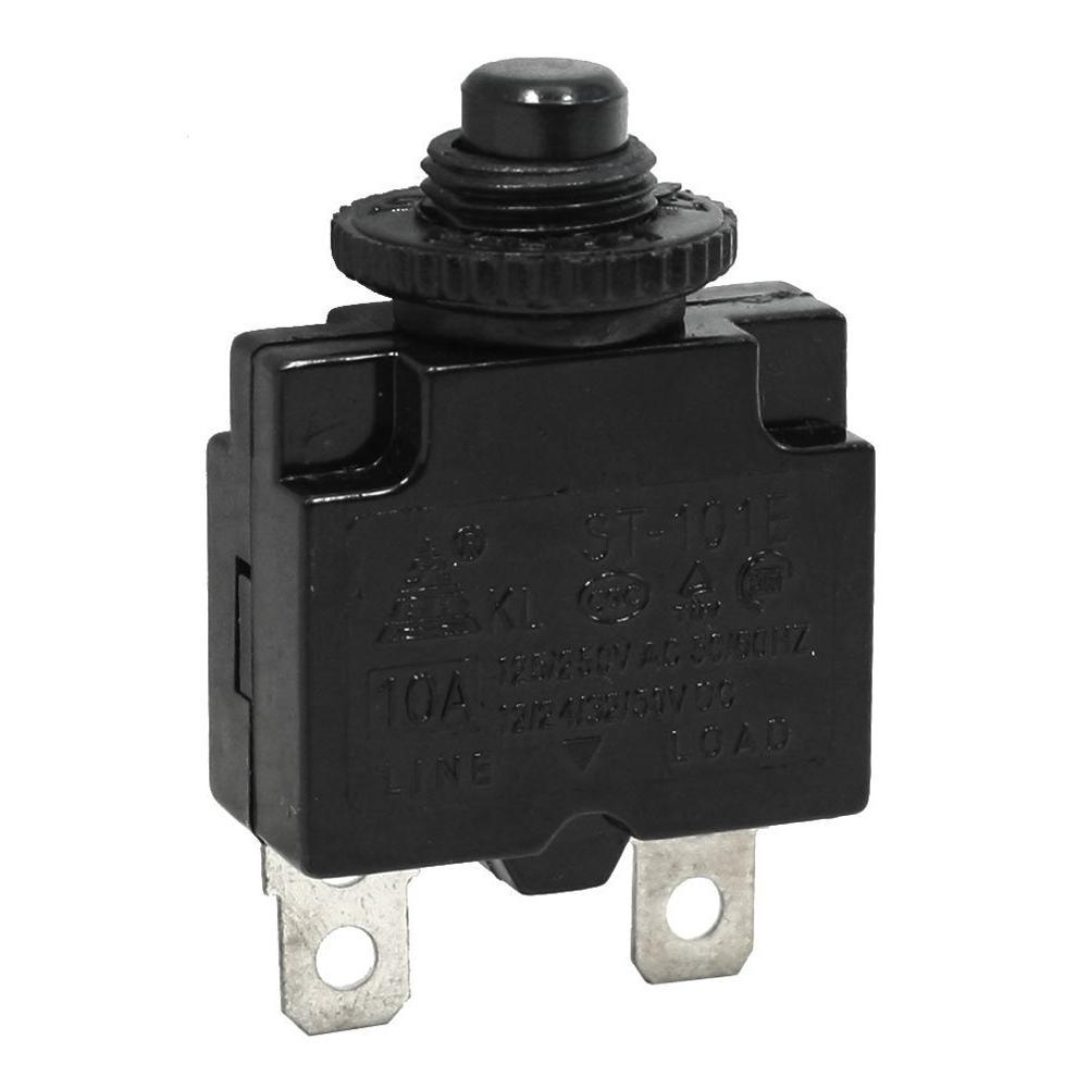 Hot Sale 125/250VAC 50/60Hz 10A 2 Pin Terminals ST-101E AC DC Toggle Switch
