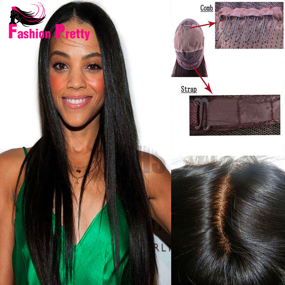 New Style mongolian silk top full lace wigs with natural hairline silky straight Glueless human hair wig for women FREE SHIPPING<br><br>Aliexpress