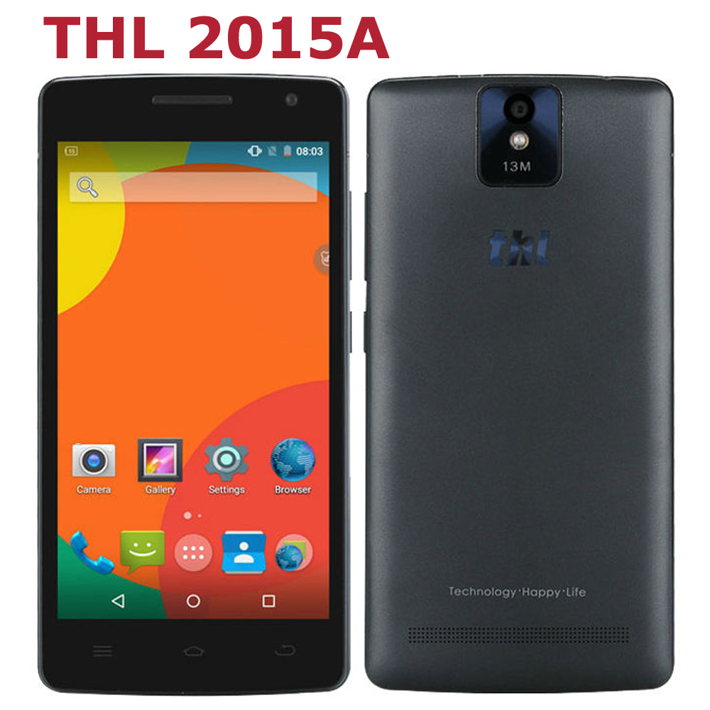 ZK3 Original THL 2015A 4G LTE Mobile Phone MTK6735A Quad Core 5 0 2GB RAM 16GB