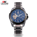 TEVISE Men s watch Strip Automatic mechanical watches fashion Brands Wrist watches stainless steel mechanical man