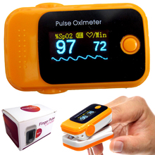 3D Acceleration Sensor Finger pulse oximeter SPO2 PR monitor Color OLED Anti-Scratch 4 Display Directions High Quality(China (Mainland))