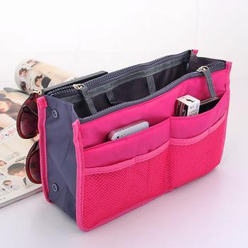 Гаджет  HOT Sale Make up organizer bag Women Men Casual travel bag functional Cosmetic Bag storage bag in bag Handbag CosmeticBag03 None Камера и Сумки