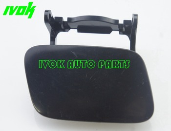 Original S-LINE Front Bumper Right Headlight Washer Cover for Audi A4 S4 8K B8 8K0 955 276 G 8K0955276G GRU