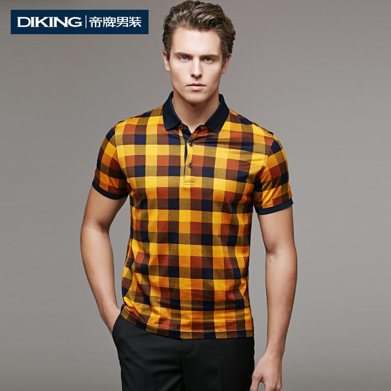 Мужская футболка DIKING T 2015 100% Slim fiT TshirT 614343 футболка wearcraft premium slim fit printio шварц