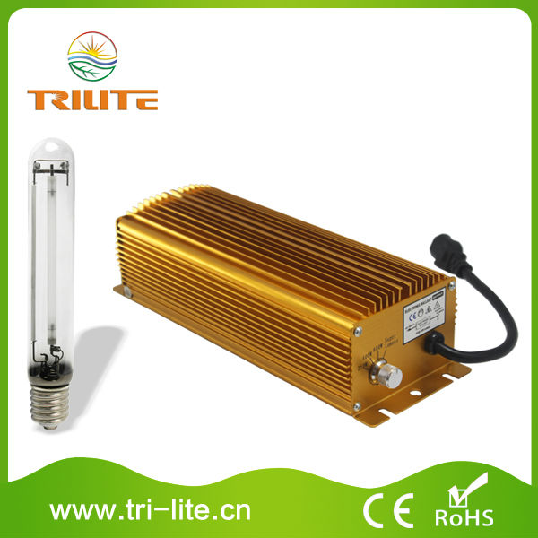 HPS 600w golden HPS plant grow light electronic ballast for green house whit gold color for europe(China (Mainland))