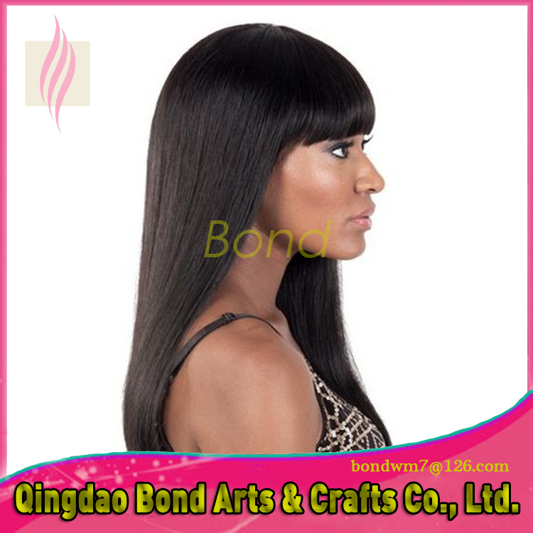 7A Full Lace Human Hair Wigs Silky Straight,Brazilian Virgin Hair Lace Front Wigs For Black Women With Baby Hair<br><br>Aliexpress