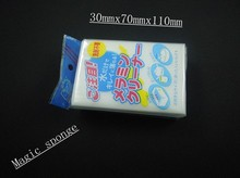Wholesale free shipping, the 100 eraser melamine cleaners of 110x70x30mm new technology oil Remedy Kithenware magic sponge(China (Mainland))