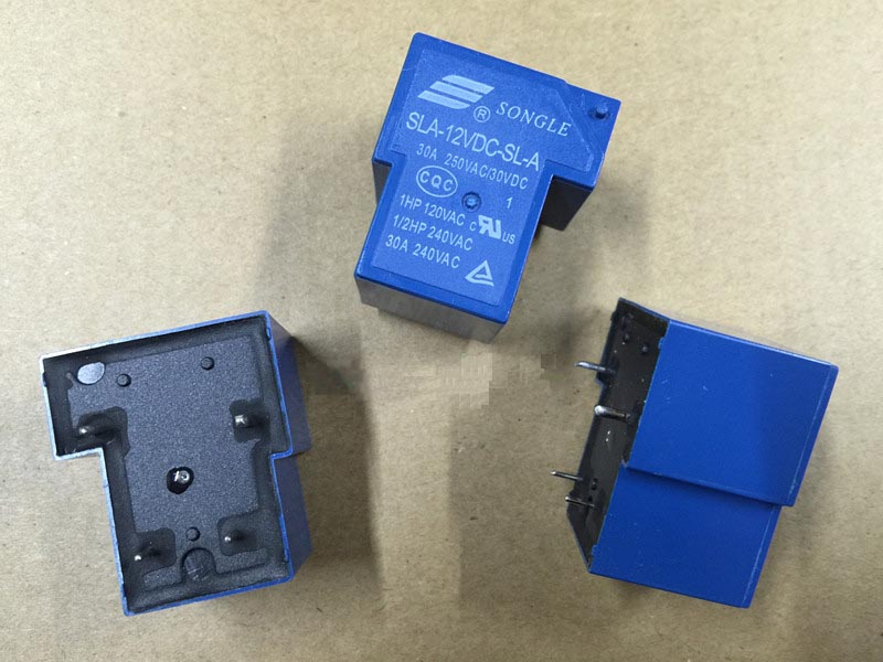 solid state relay 12V DC 30A<br><br>Aliexpress