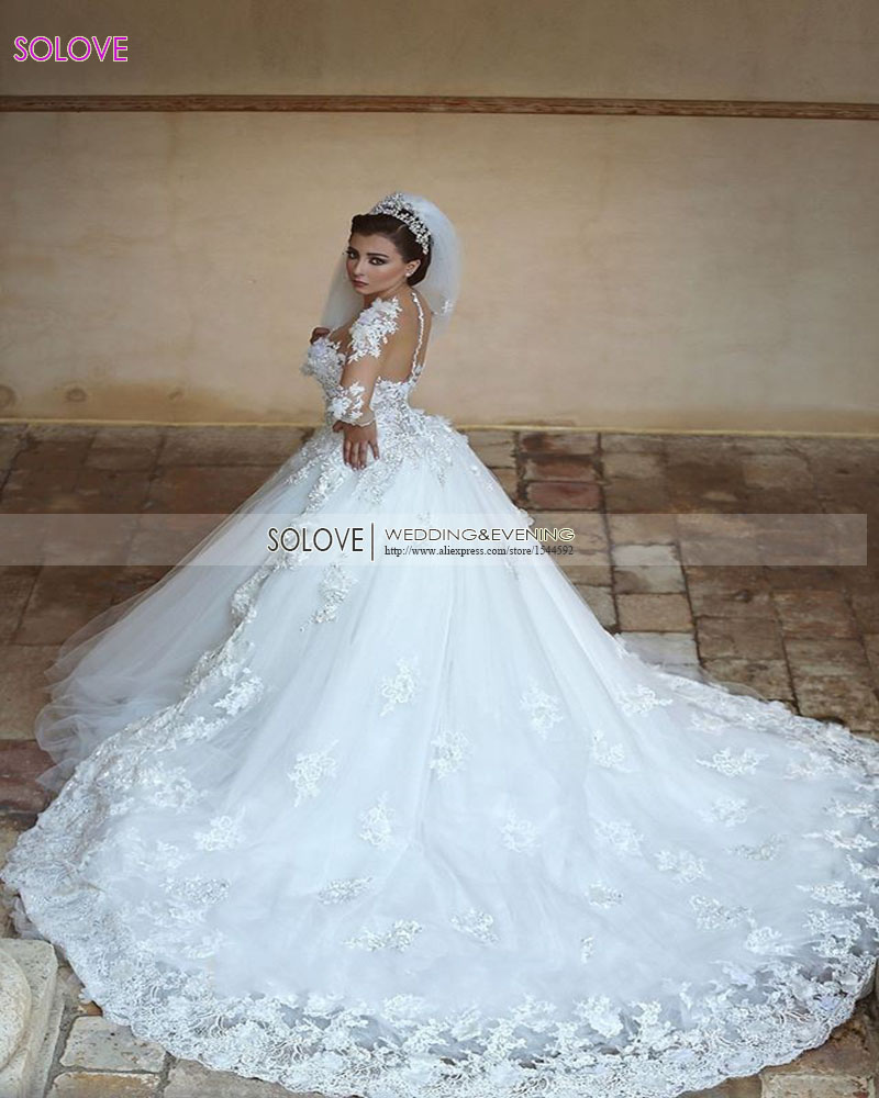 Wedding Dresses Online buy wholesale arab wedding dresses from china ...