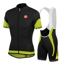 2015 New Pro Brand Summer Short Sleeve Cycling Jersey Man's Bike Sports Clothing Cycle MTB Bicycle Clothes Ropa Ciclismo Suit(China (Mainland))