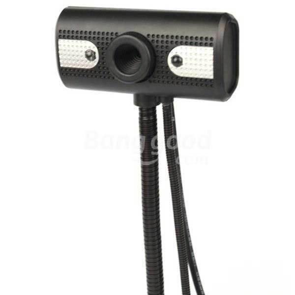 Danbury Snowwolf G6300Q7 5 Mega Pixels USB Webcam With Microphone(China (Mainland))