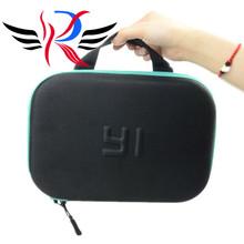 New Portable Original Xiaomi Yi Bag Case For Mi Yi Action Camera Waterproof Case Xiaoyi Storage Camera Bag Xiaomi Yi Accessories