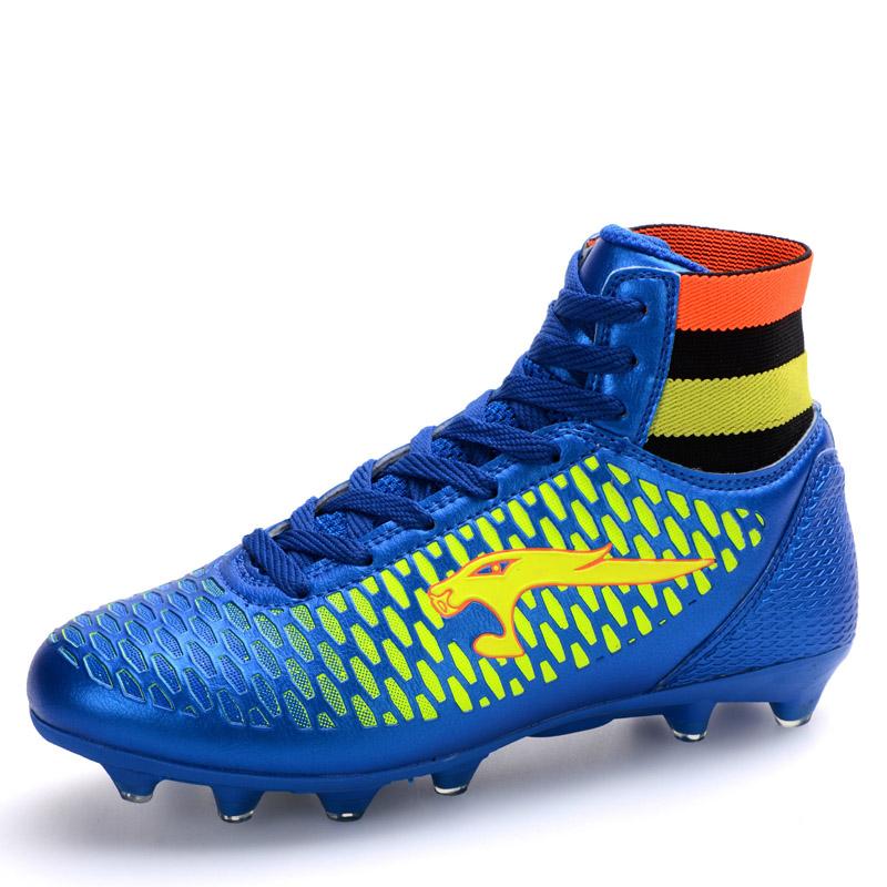 Zapatillas De Futbol Con Tobillera