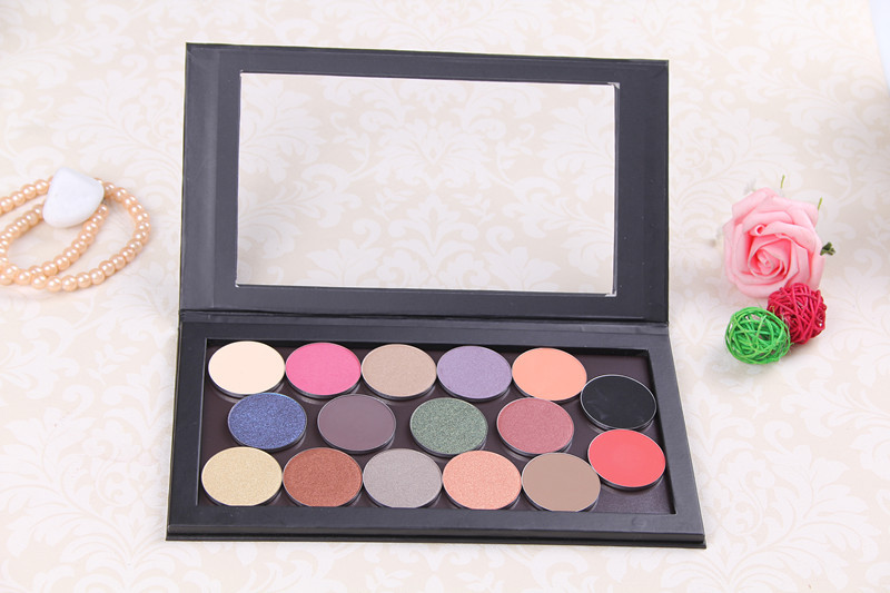 TNT or DHL fast shipping New 16 colors timeless magnetic eye shadow palette ,best quality ,1 palette <br><br>Aliexpress