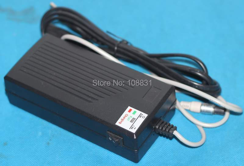 NEW Replaceable charger FOR TOPCON TOTAL STATIONS battery BT-50Q BT-52QA TBB-2
