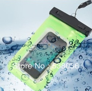 bag For elephone p7 mini mobile phone case Waterproof PVC Bag Underwater Pouch Watch Digital Camera ect case Free shipping new(China (Mainland))