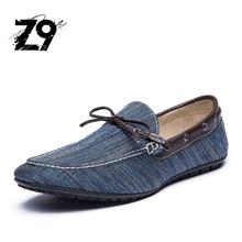 Топ Джинсы лодка обувь мода мокасины стиль оксфорд квартиры печатных джинсовой удобная летний ручной качество дизайнер обуви(China (Mainland))
