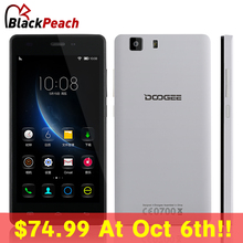 In Stock Doogee X5 Pro 5 Inch HD 1280x720 IPS 4G LTE Mtk6735 Quad Core Android 5.1 Mobile Cell Phone 2GB RAM 16GB ROM 8MP(China (Mainland))