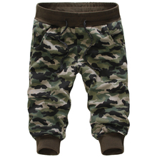 Buy 2017 Spring Male Tiling Camouflage Casual Summer Drawstring Short Pants Cargo Pants Army Green/Camouflage M-2XL for $16.18 in AliExpress store