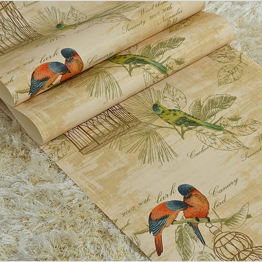 Wallpaper Dormitorio egipcia