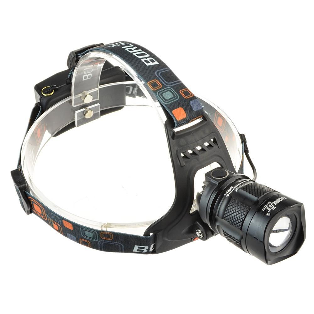 Налобный фонарь CrazyFire RJ2157 XML T6