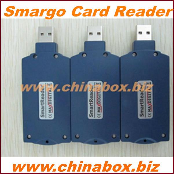 Smargo card reader 1.3 stable Version smart card reader plus smargo reader plus USB2.0 free shipping(China (Mainland))