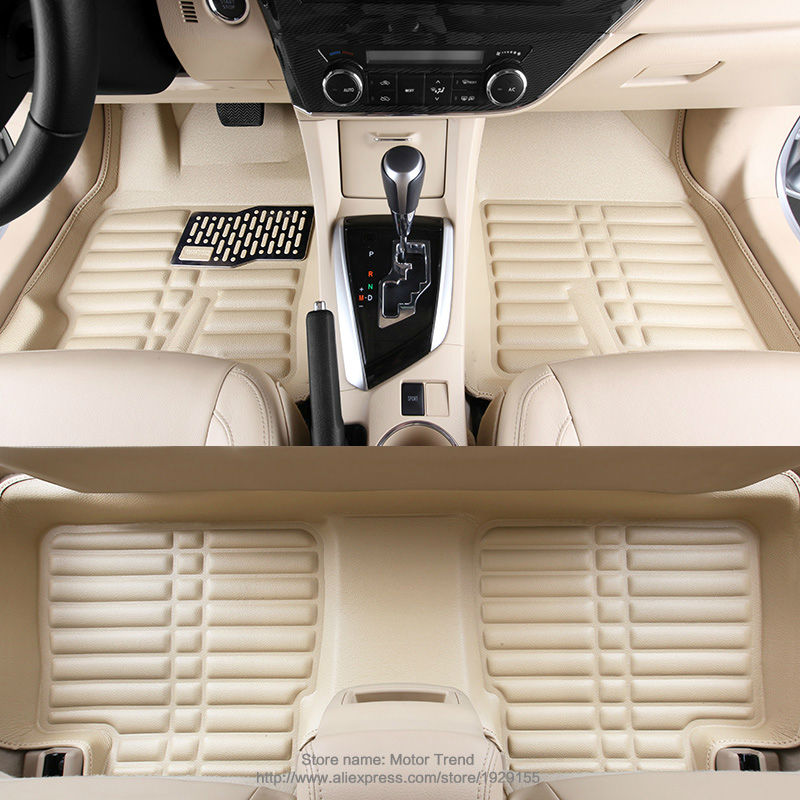 Custom made car floor mats for Mercedes Benz W176 A class 160 180 200 220 250 260 A45 AMG 3D car-styling rugs liners (2012-now)(China (Mainland))