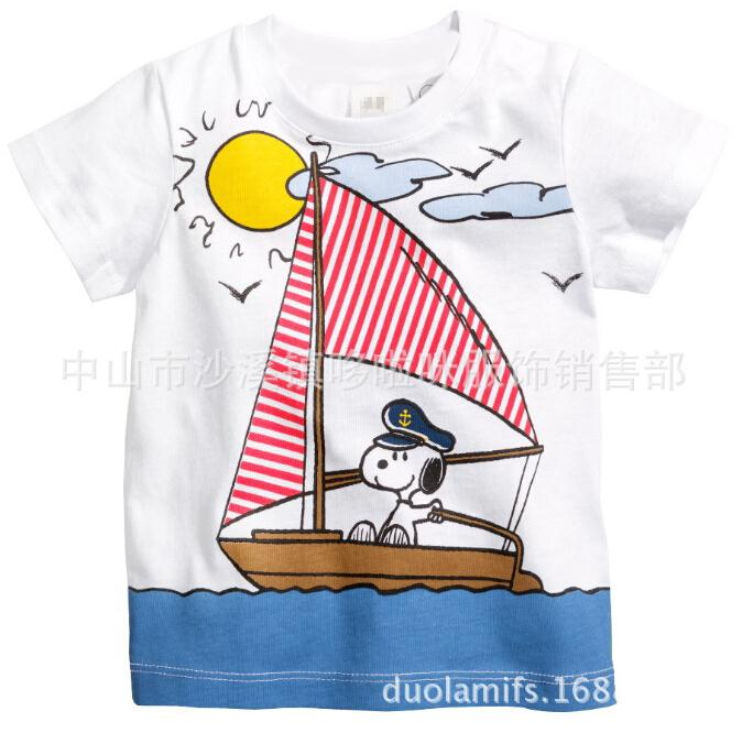 2015 New girls cartoon superman cotton t-shirts kids summer printed leisure t shirt children's cute brand tees tops in stock(China (Mainland))