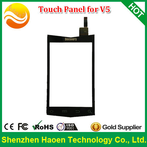 Brand New Original Discovery V5 Touch Screen Touch Panel for Discovery V5 V5+ Rugged Outdoor phone V5 TP Outer Glass Screen
