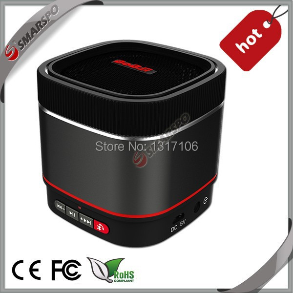 christmas gift enceinte bluetooth stereo caixa de som. Black Bedroom Furniture Sets. Home Design Ideas