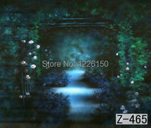 Free10*10ft Hand Painted Scenic backdrop ,studio props photography z-465,photo photographie studio,muslin photography backdrops