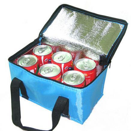 Профессиональные пользовательские мешок льда складной изоляции Обед мешок изоляции ...