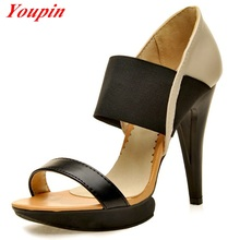 2016 Roman shoes 3 colors Spring / Autumn/summer LatestLow to help fashion models wild Shallow Party pumps shoes fish head woman