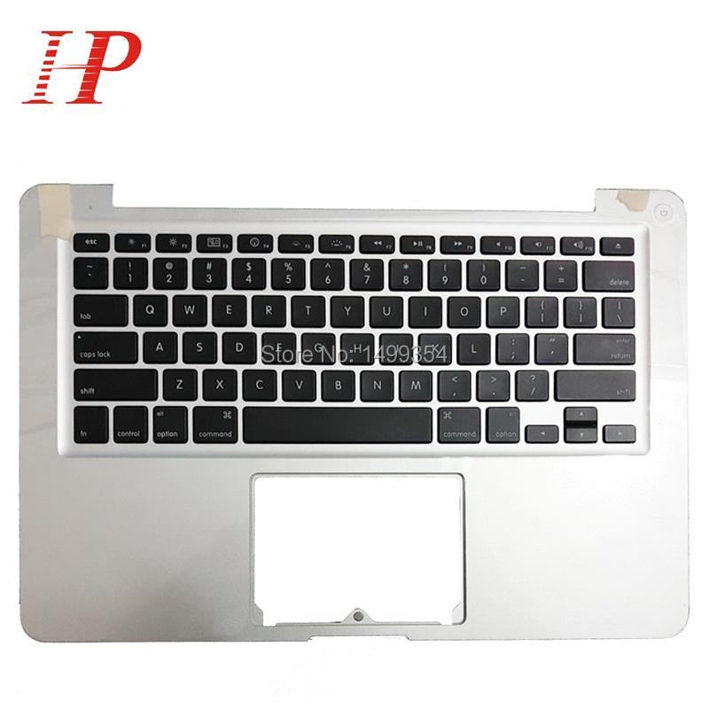 Original Wrist Rest Palmrest font b Cover b font For Macbook Pro 13 A1278 MB466 MB467