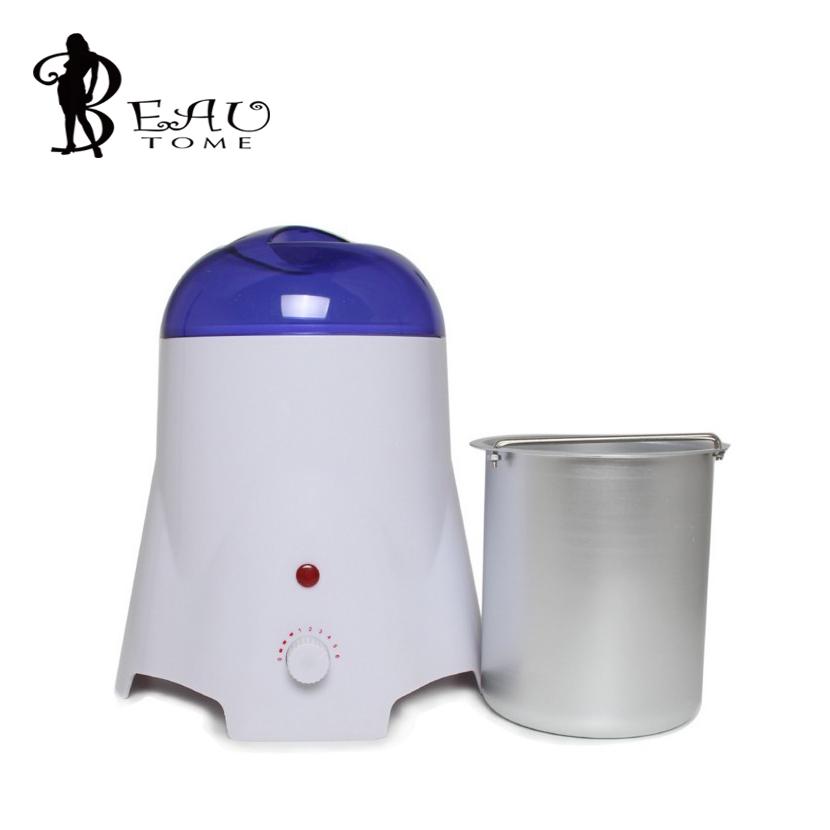 Beautome 2016 Warmer Wax Heater Professional Mini SPA Hands Feet Paraffin Wax Machine Temperature Control Kerotherapy Depilatory(China (Mainland))