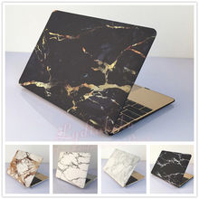 5 couleurs marbre peinture Hard Case Matte couverture pour Macbook Air Pro 11 12 13 15 sac d'ordinateur portable livraison gratuite(China (Mainland))