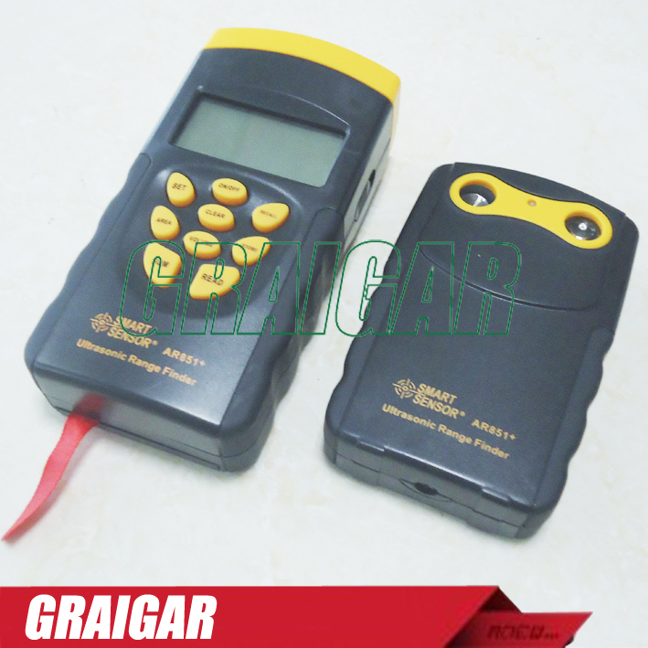 Wholesale Ultrasonic Rang Finder AR851+ Free Shipping<br>