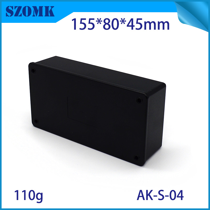 szomk 1 pieces  power supply small abc plastic enclosure junction housing case electronics for project 95*55*23mm<br><br>Aliexpress