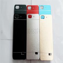Fashion Metal shell For Huawei Honor 4C Huawei G Play Mini phone cases Luxury Metal Aluminum