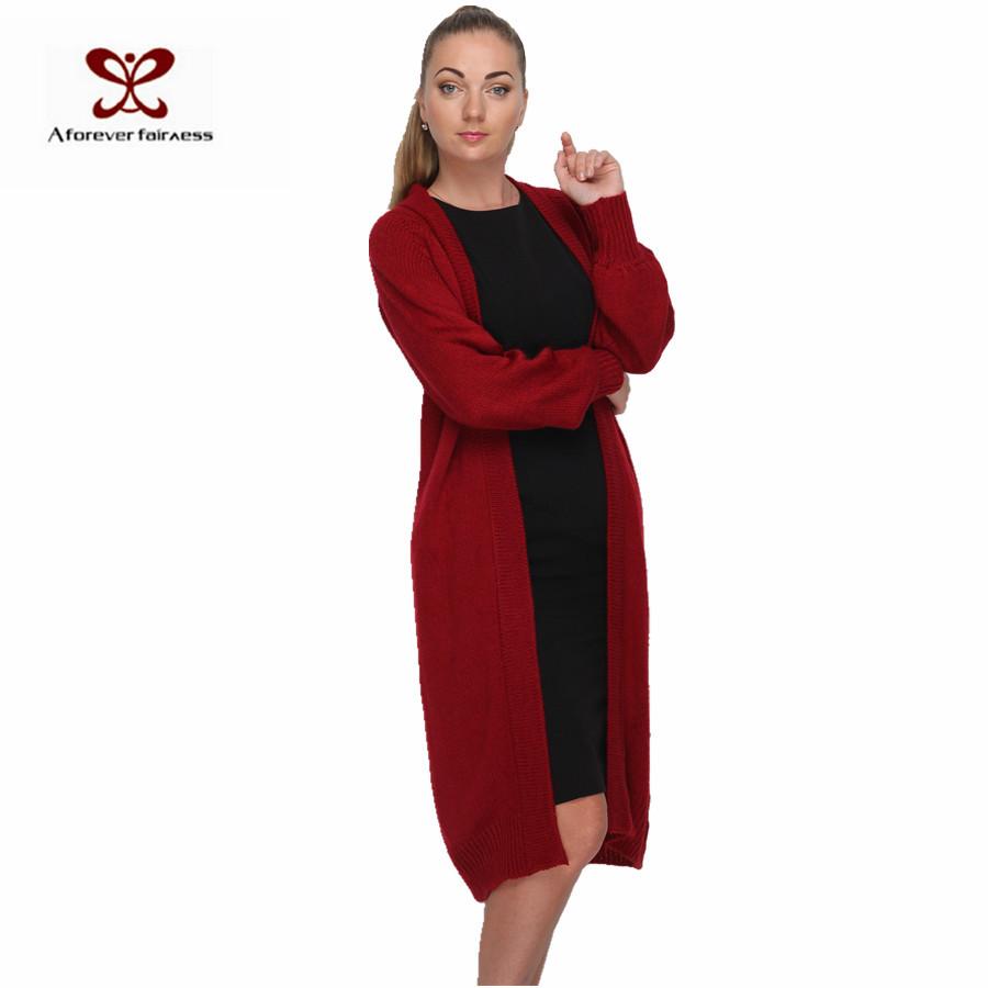 Women'S Long Cardigan Sweater - Cashmere Sweater England
