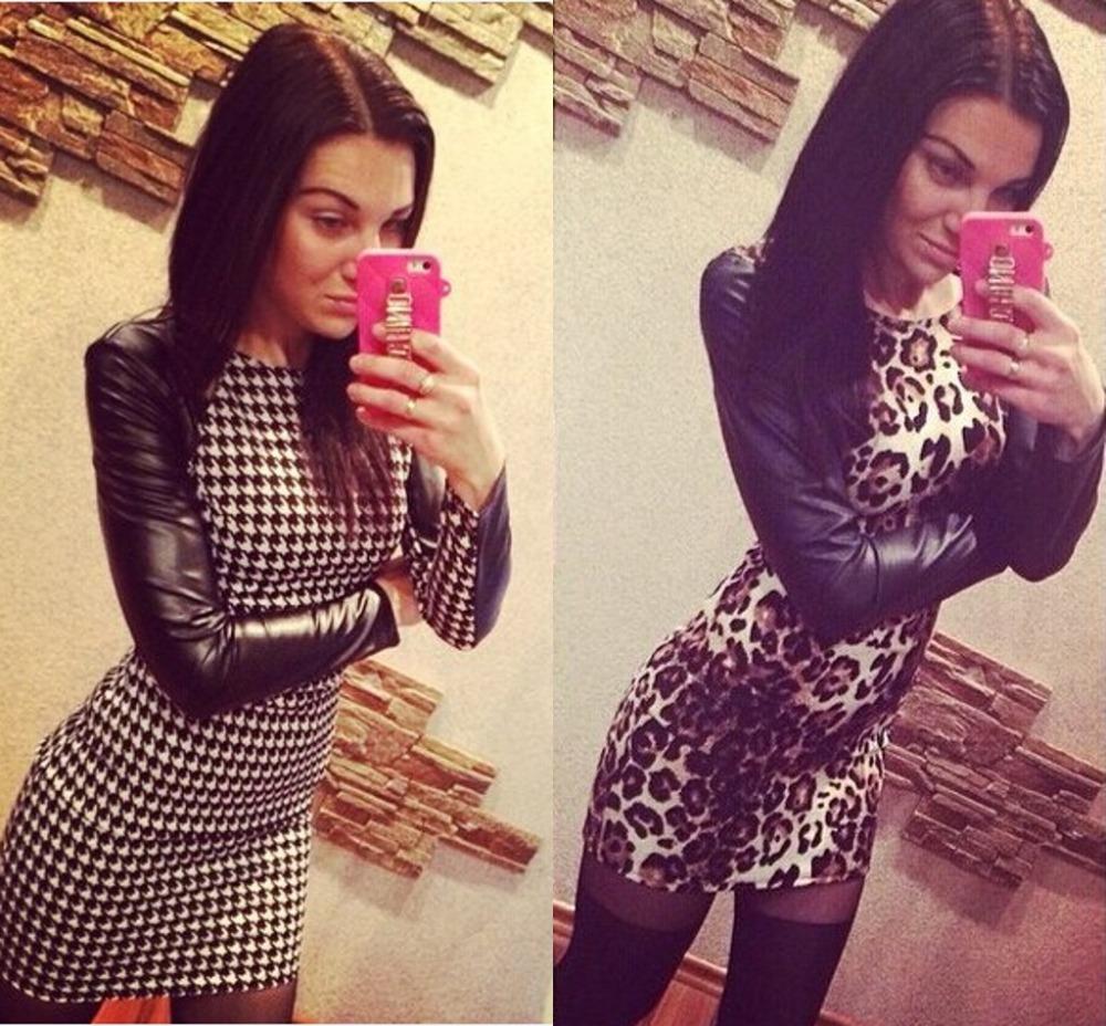Simple Com  Buy 2015 New Summer Style Women Dress Leopard Summer Dress