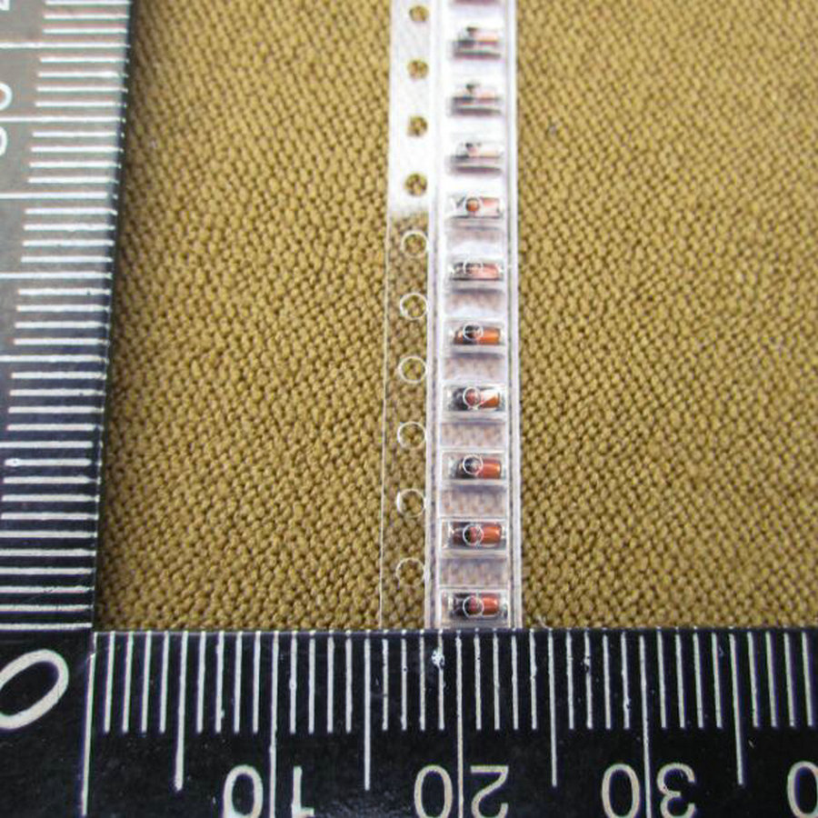 Free shipping 1000PCS NEW Original Switching Diode SMD 1N4148 IN4148 LL4148 4148 LL34 Small signal diodes A000(China (Mainland))