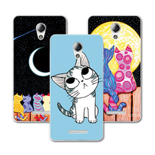 "Buy Painted Dog Bear Cat funda Lenovo Vibe b A2016A40 Lenovo a1010 Case Cover coque Lenovo A2016a40 A1010 A1010a20 4.5""+Gift for $1.35 in AliExpress store"