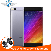 Buy Original Xiaomi Mi5S 5.15'' 1920x1080 Smartphone Snapdragon 821 Quad Core 3GB 64GB ROM 12MP IMX 378 Camera Fingerprint ID NFC for $258.99 in AliExpress store